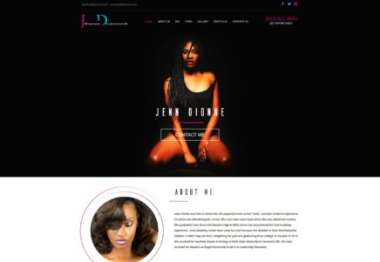 Modeling Website Design and Development