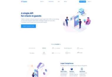 CheKin New Website Development